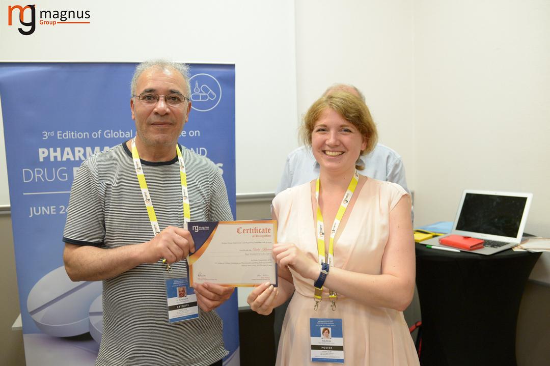 Potential speakers for Drug Delivery Conferences - Aneka Klavina
