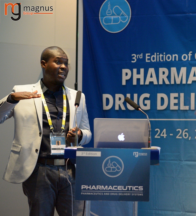 Leading speakers for Drug Delivery Conferences -  Azeez Yusuf