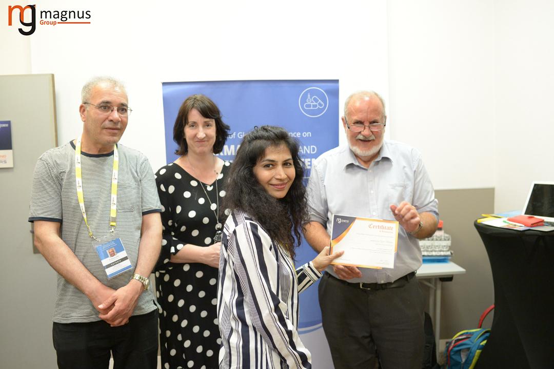 Leading speakers for Drug Delivery Conferences - Azra Memon