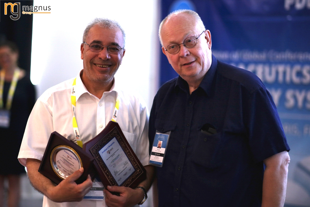 Leading speakers for Drug Delivery Conferences - EL Hassane Larhrib
