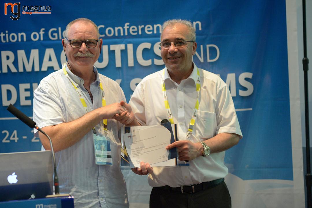 Leading speakers for Drug Delivery Conferences - Eran Lavy