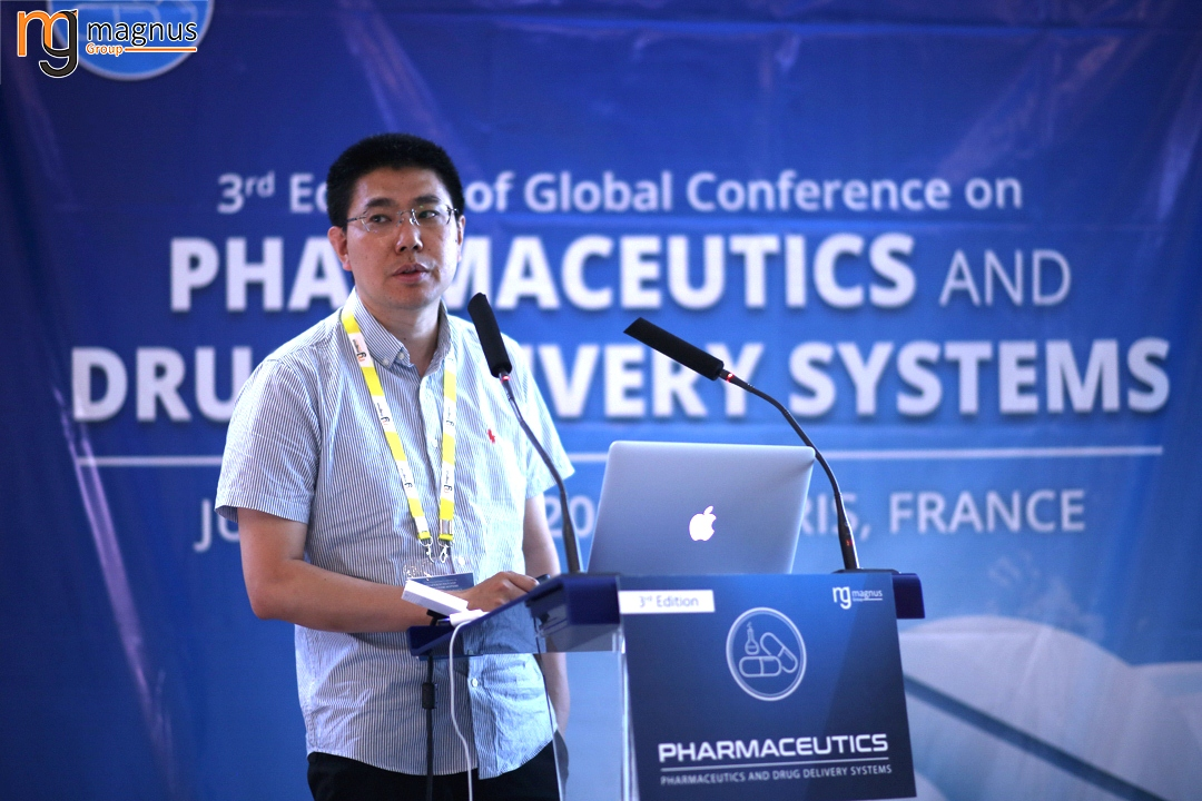 Potential speakers for Drug Delivery Conferences-  Fang Wu