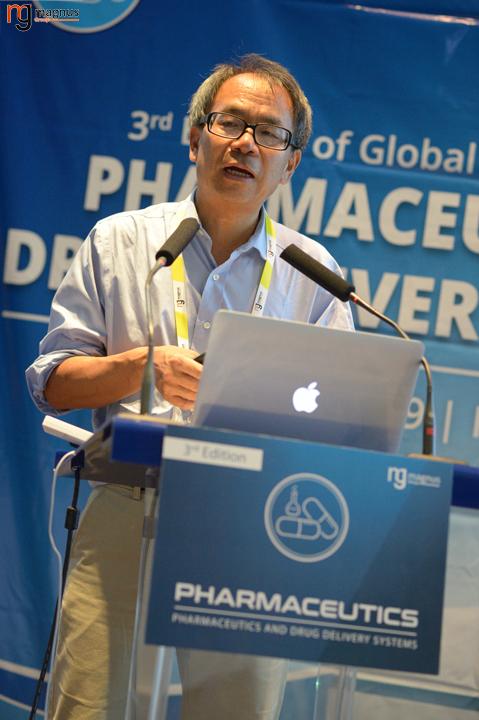 Speaker for Drug Delivery Conferences