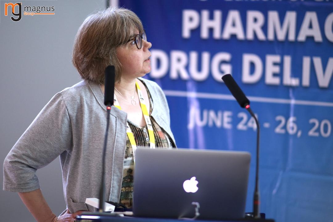 Speaker for Drug Delivery Conferences 2020 - Nathalie Janel