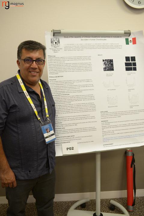 Potential speakers for Drug Delivery Conferences - Roberto Diaz-Torres