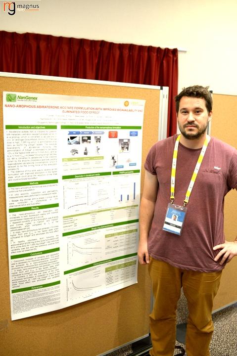Potential speakers for Drug Delivery Conferences - Tamás Jordán