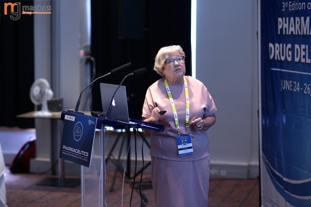 Potential speakers for Drug Delivery Conferences 2020 - Tatyana Viktorovna Leshina