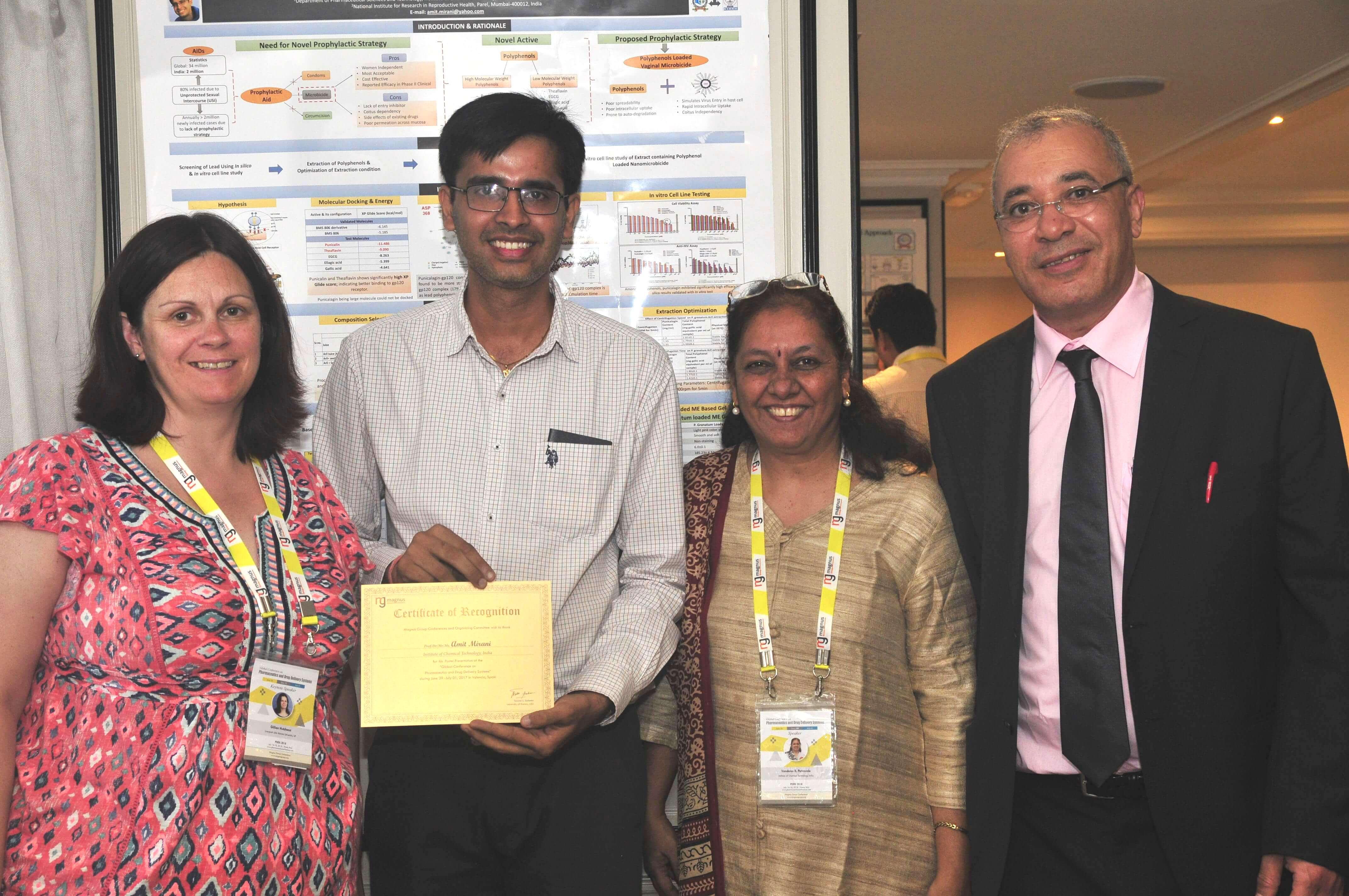 Leading speakers for Pharma Conferences 2020-Vandana B. Patravale
