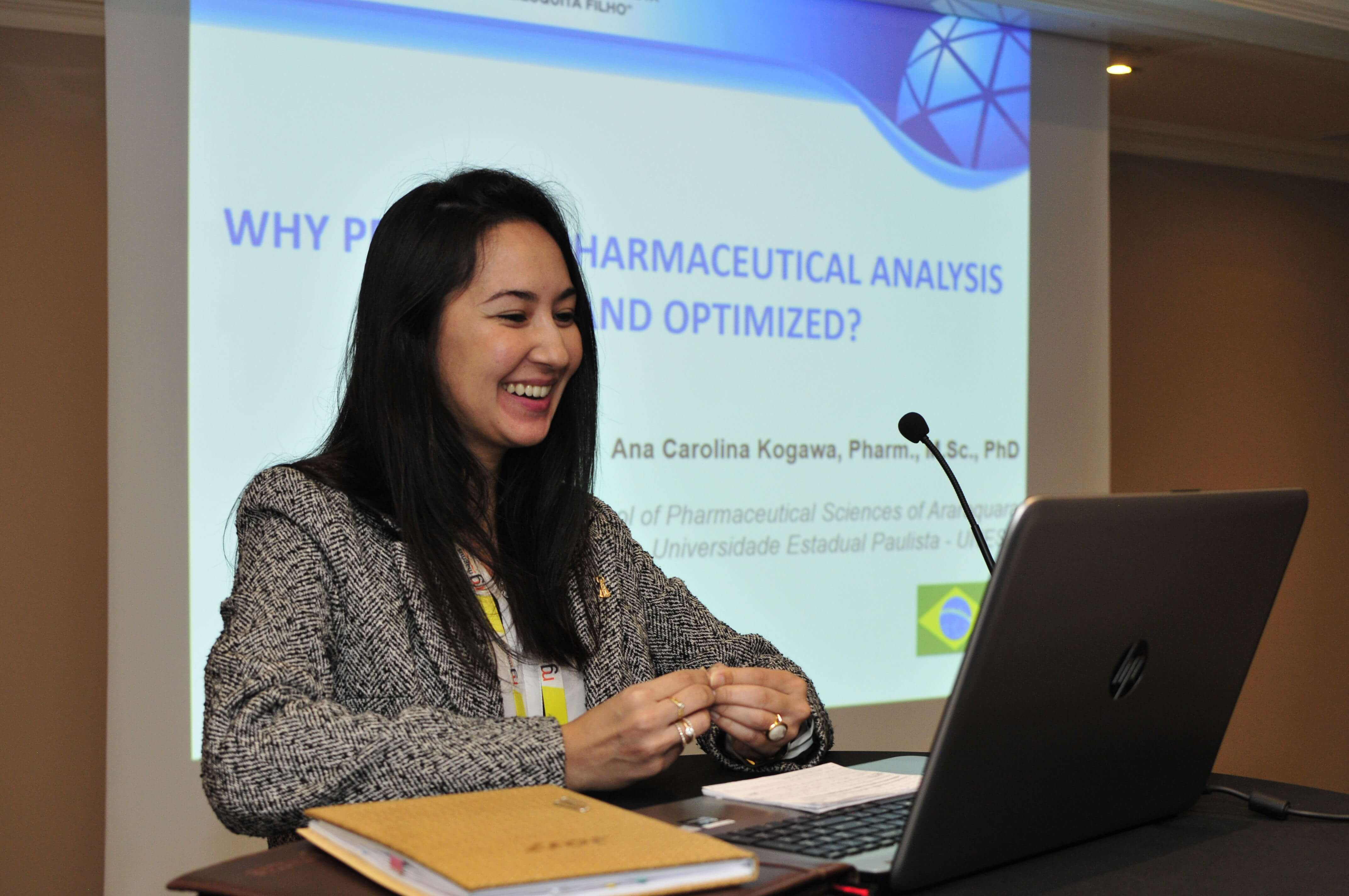 Leading speakers for Pharma Conferences 2020-Ana Carolina Kogawa