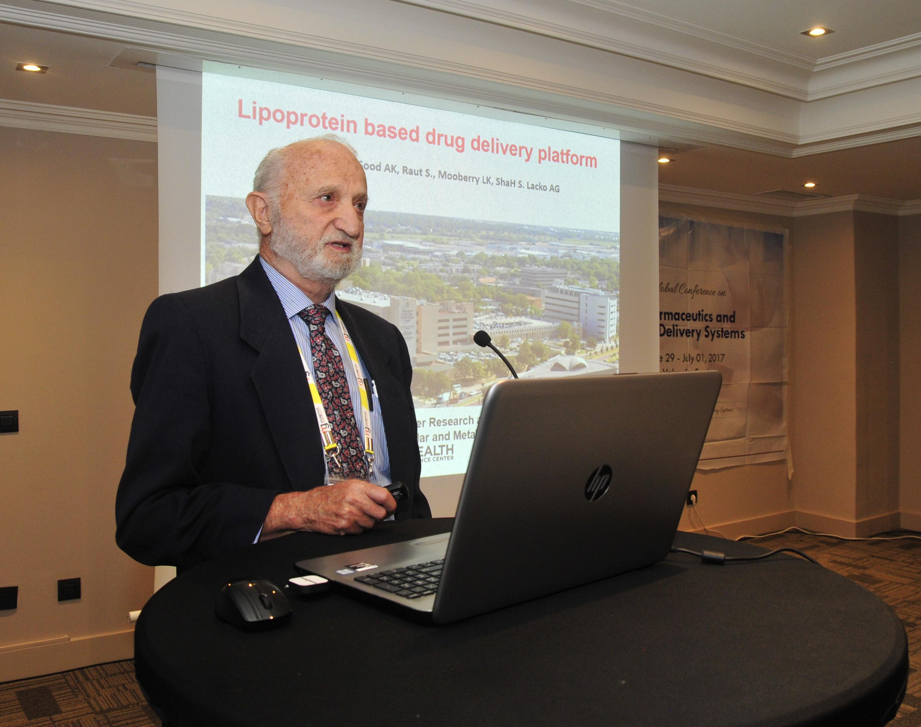 Speaker for Pharma Conferences 2020-Andras G. Lacko
