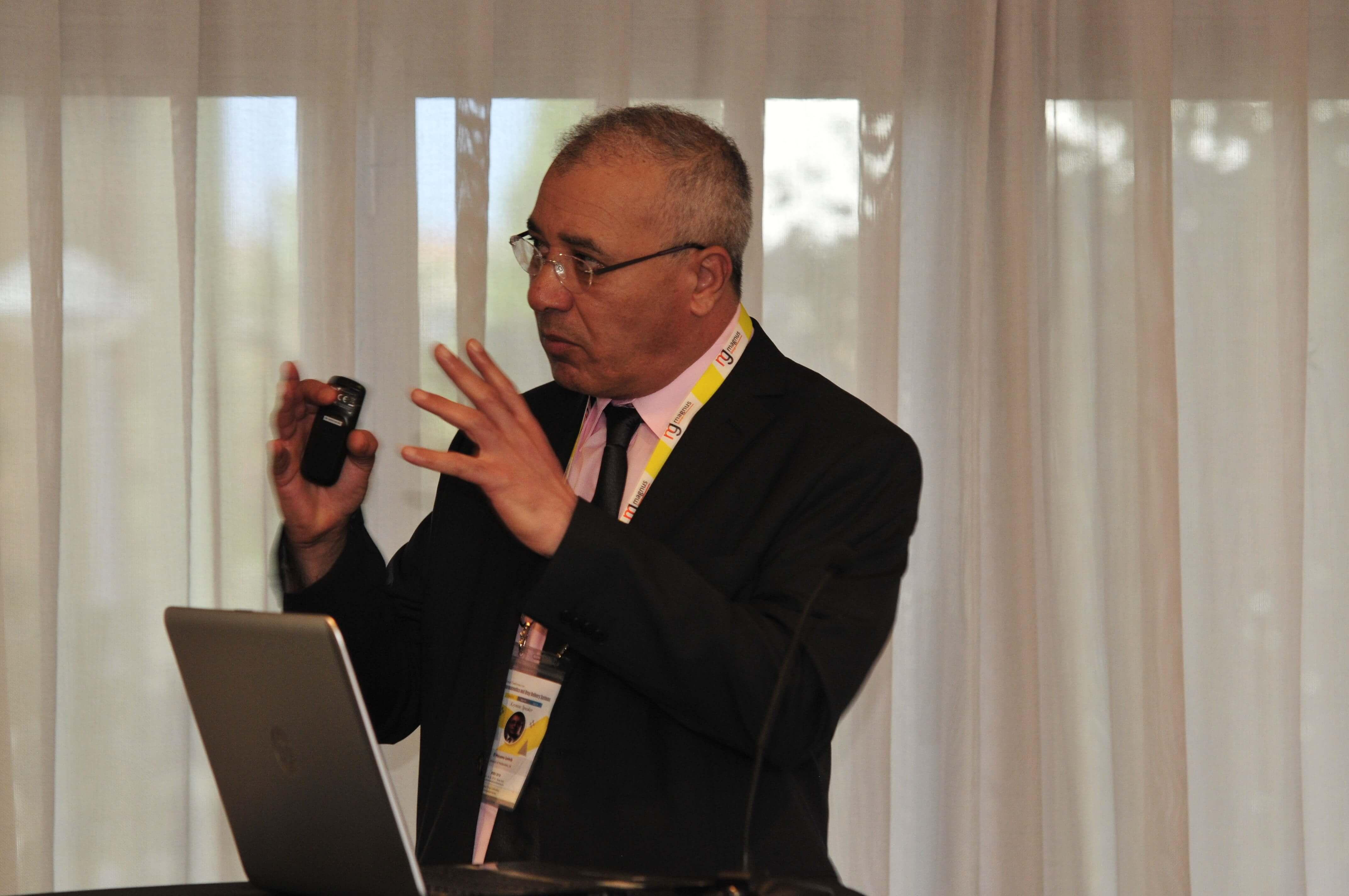 Potential speakers for Pharma Conferences 2020-El Hassane Larhrib