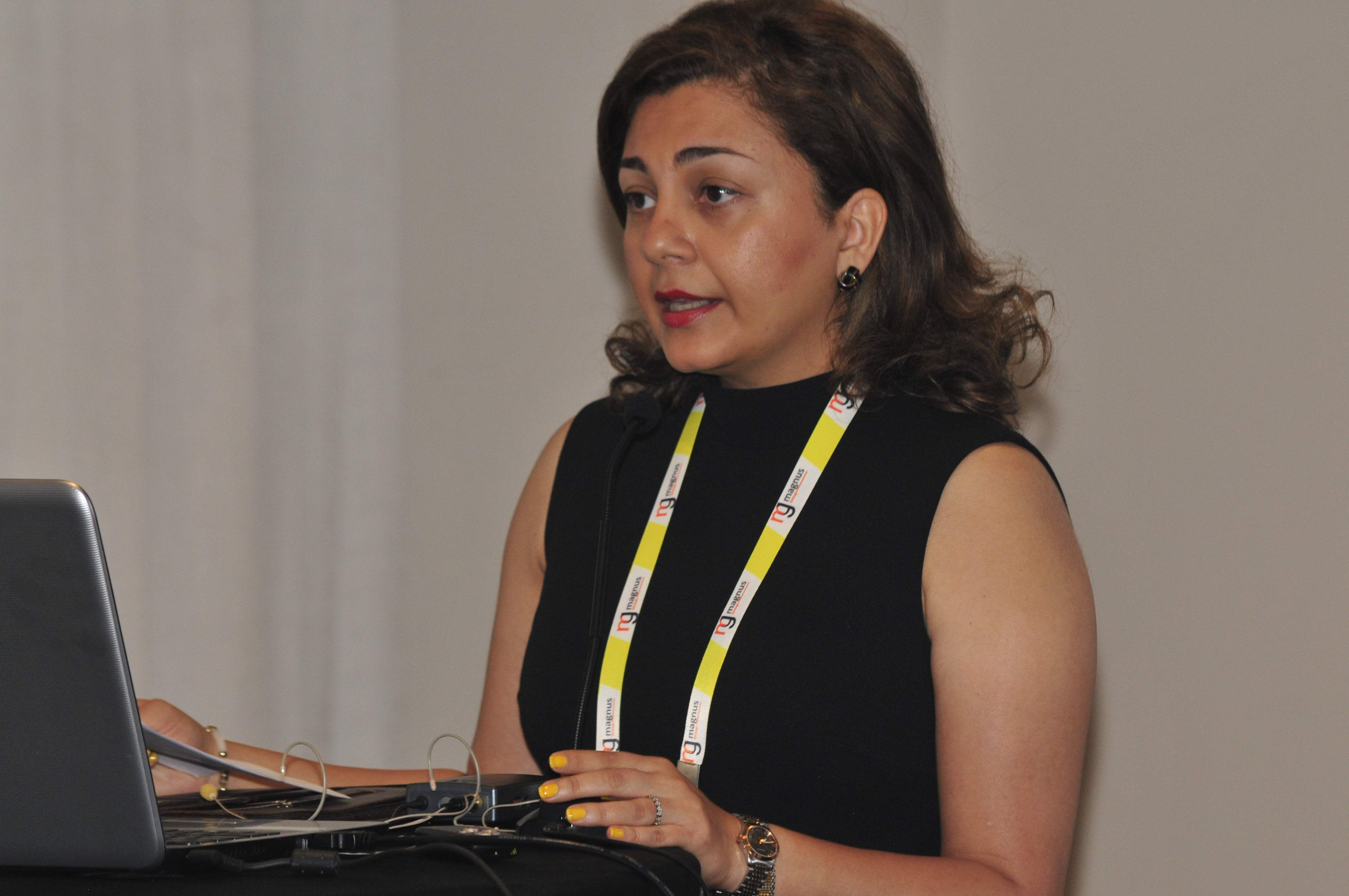 Speaker for Pharma Conferences 2020-Hanieh Khalili