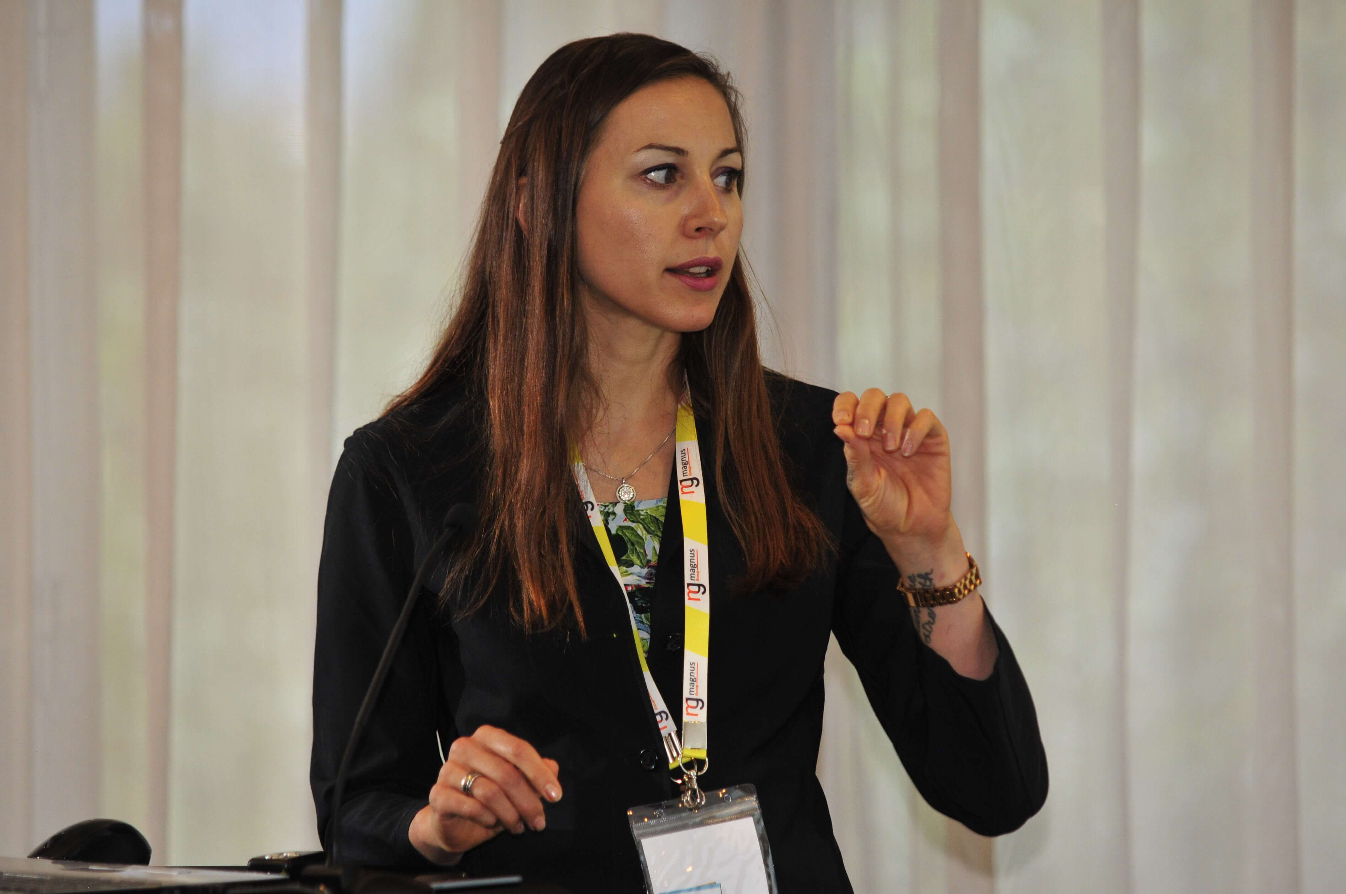 Speaker for Pharma 2020-Kira Astakhova
