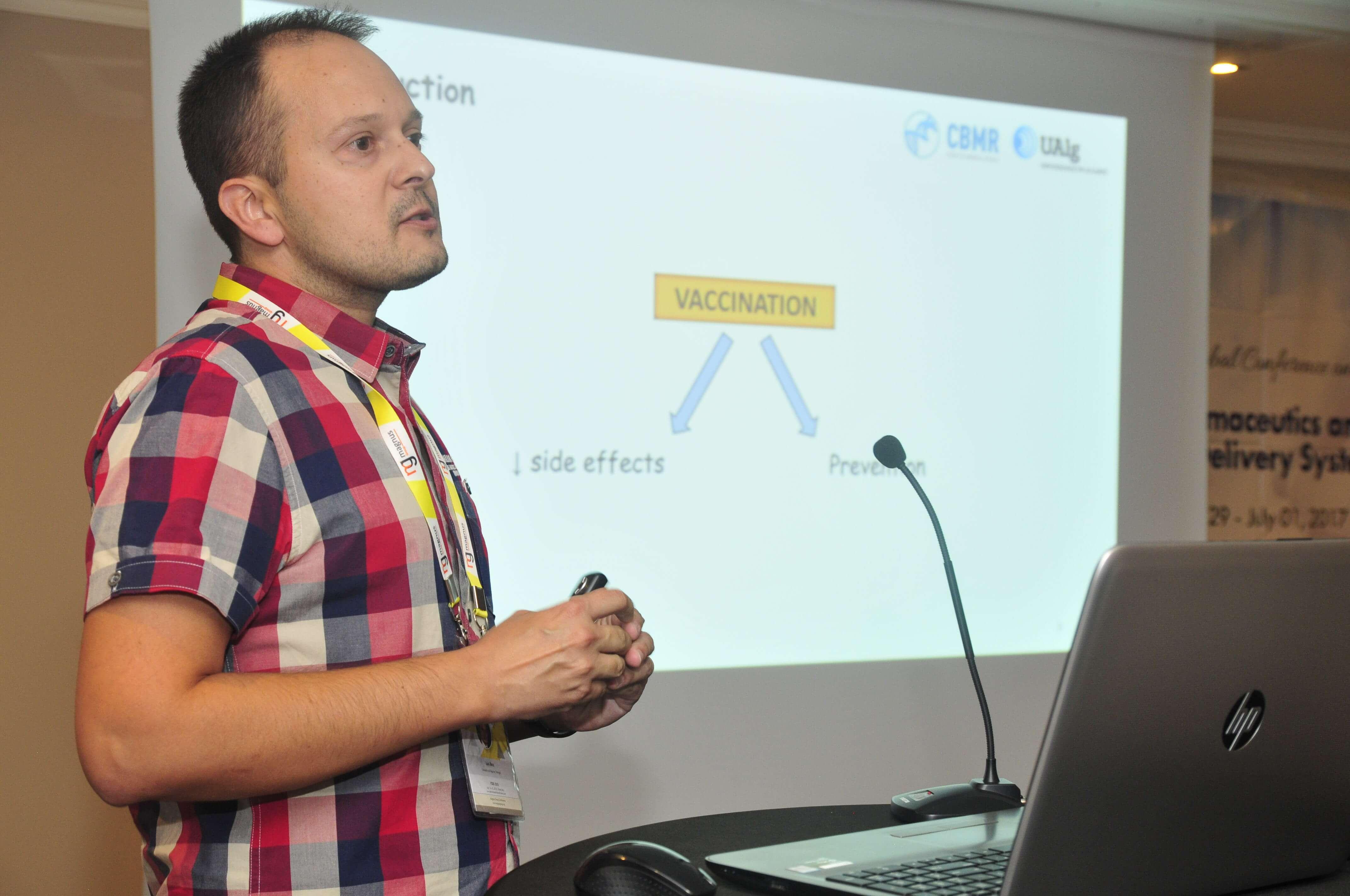 Speaker for Pharma 2020-Luis Braz