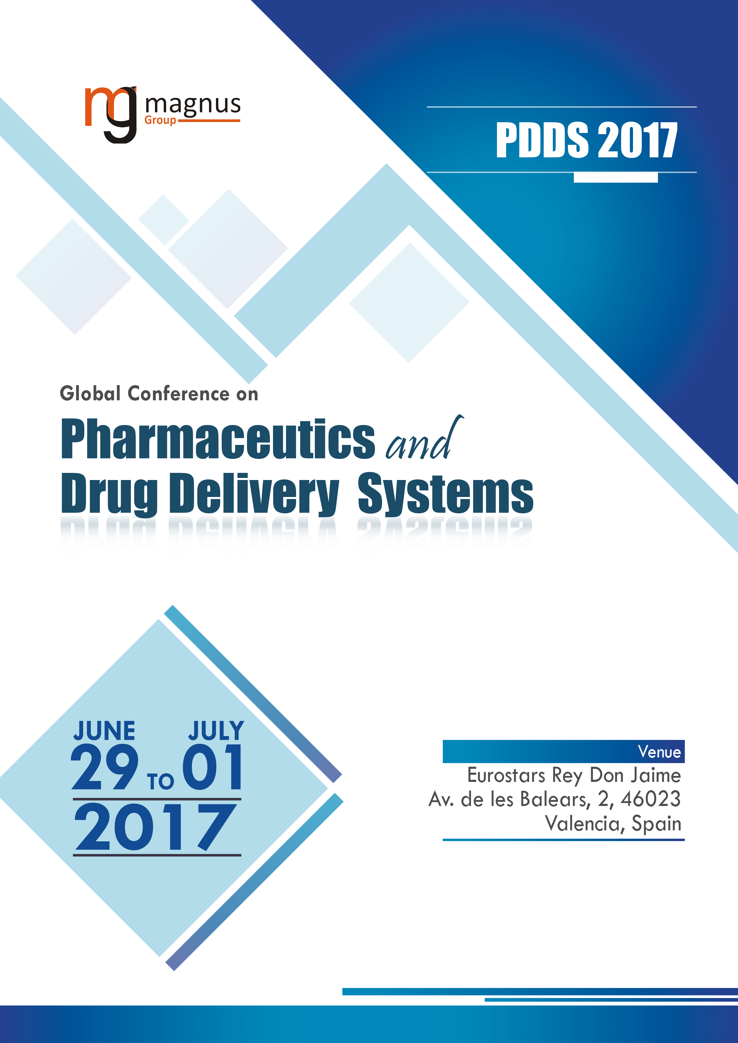 Global Conference on Pharmaceutics and Drug Delivery Systems Book