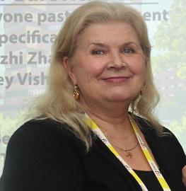 Speaker at top Pharmaceutics conference- Eugenia V Gurevich
