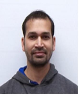 Oral Presenter for International Vaccines Congress - Gaurav Joshi