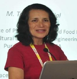 Speaker at top Pharmaceutics conference- M. Teresa Carvajal