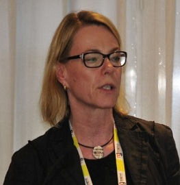 Speaker at Pharmaceutics education conferences- Ulrike Alexiev